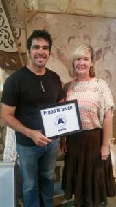 Jose and Corrine Bello of Design Driven, LLC