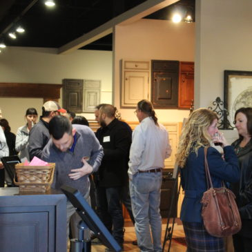 March After Hours at Advance Cabinetry Recap