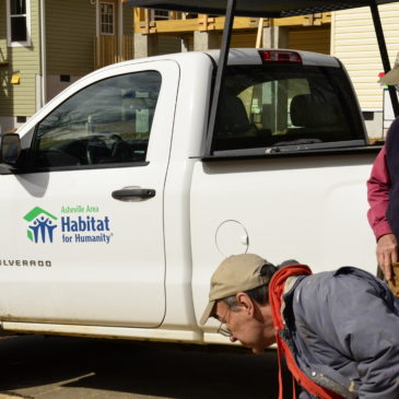 Volunteers Needed for Home Repair Project through Asheville Habitat