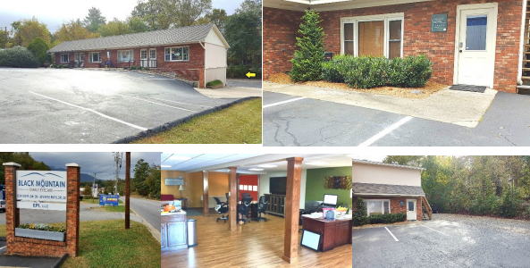 Office Space for Lease in Black Mountain
