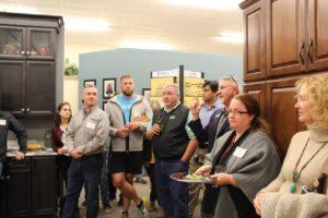 After Hours at Nova Kitchen & Bath – Asheville Home Builders