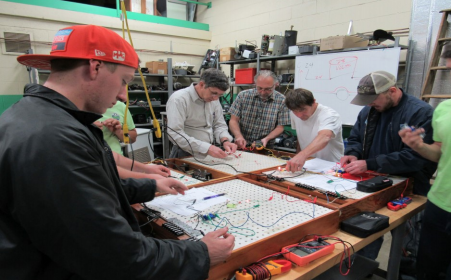 Construction Education Courses offered at AB-Tech