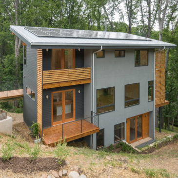 Mountain Sun Building Entered as Fine Homebuilding Magazine Readers Choice Award Nominee