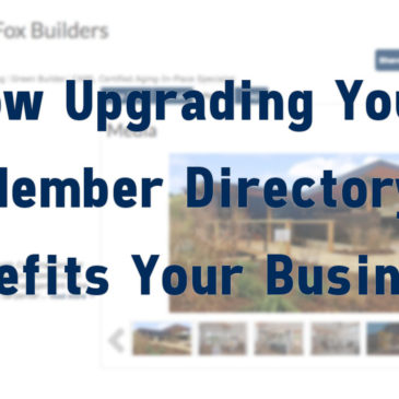 How Upgrading your Member Directory Benefits your Business