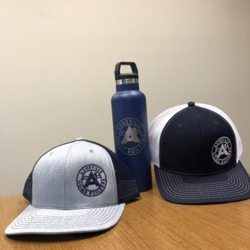 Want an AHBA Hat or Water Bottle?