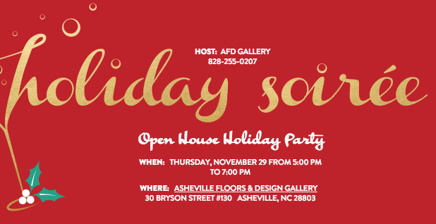 Asheville Floor & Design Gallery Open House