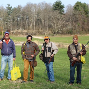 Sporting Clay's Tournament Recap