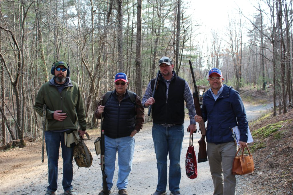 Sporting Clay S Tournament Recap Asheville Home Builders