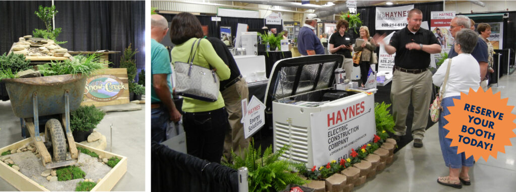 Build and Remodel Expo vendors get valuable face time with consumers in the market to buy