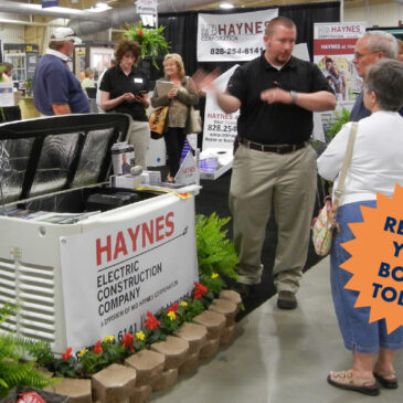 Think Spring: Book Your Company Now  for the 2020 Build and Remodel Expo