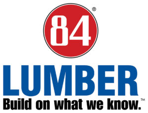 84 Lumber. Build on what we know.