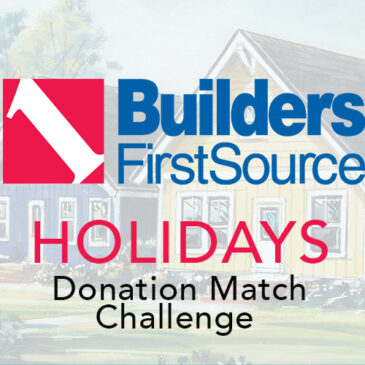 Give the gift of HOME this Holiday Season!