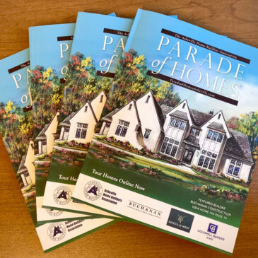 2020 Parade of Home Magazines are now AVAILABLE!