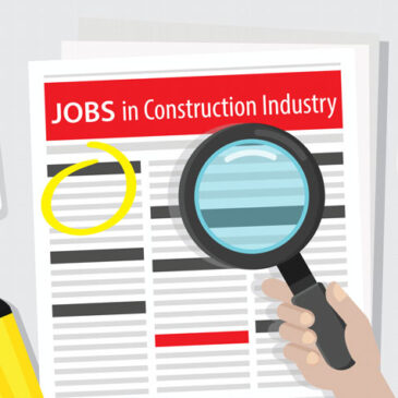 The Construction Industry has Jobs!