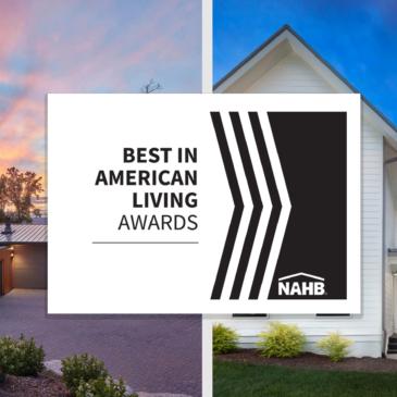 Two  AHBA Members Win – 2020 NAHB Best in American Living Awards!