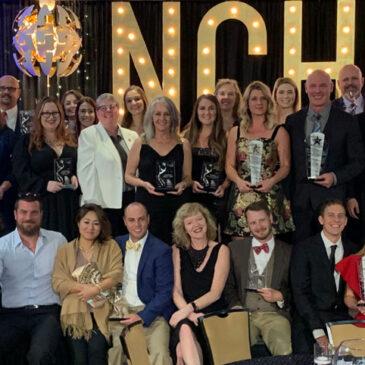 Winners of the NC STARS Awards 2021