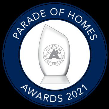 2021 Parade of Homes Award Winners